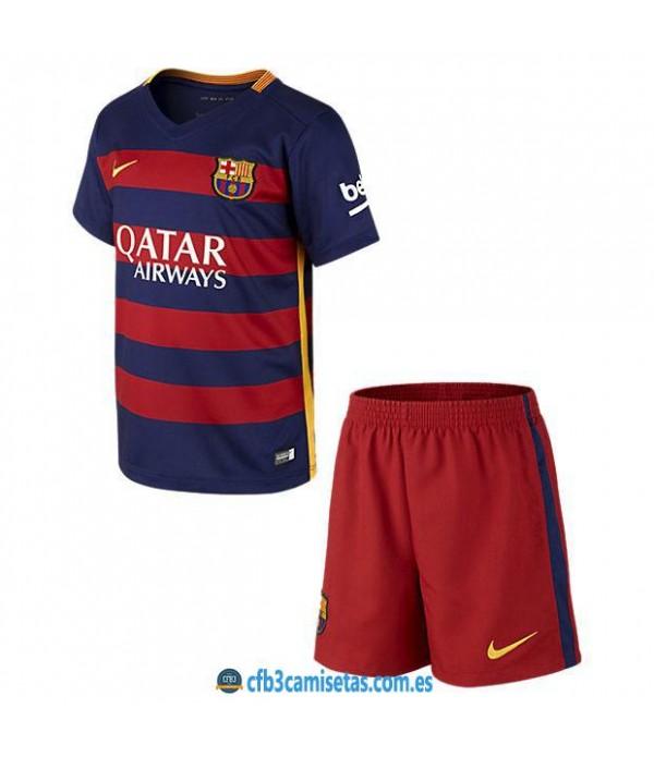 CFB3-Camisetas FC Barcelona 1ª Equipacion NIÑOS ...
