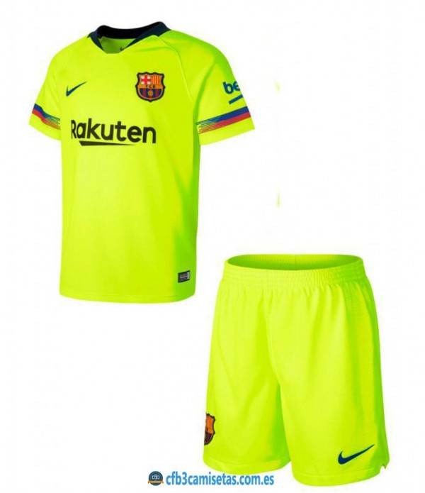 CFB3-Camisetas FC Barcelona 2ª Equipacion NIÑOS ...