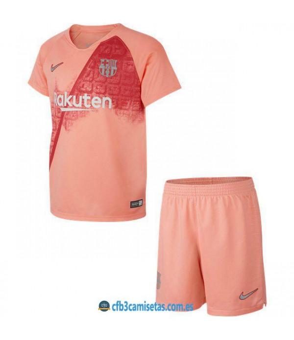CFB3-Camisetas FC Barcelona 3ª Equipacion NIÑOS ...