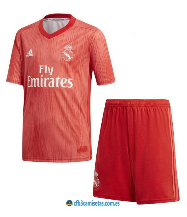 CFB3-Camisetas Real Madrid 3a Equipación NIÑO 20...
