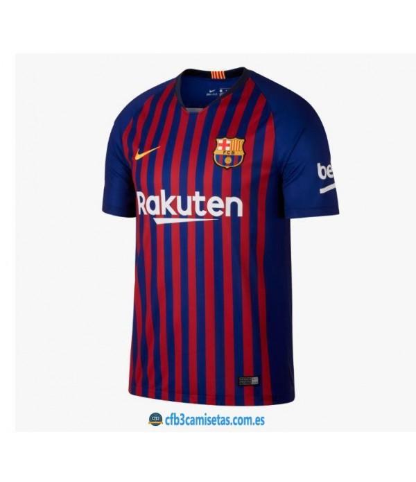 CFB3-Camisetas 1ª Equipación FC Barcelona 2018/2019