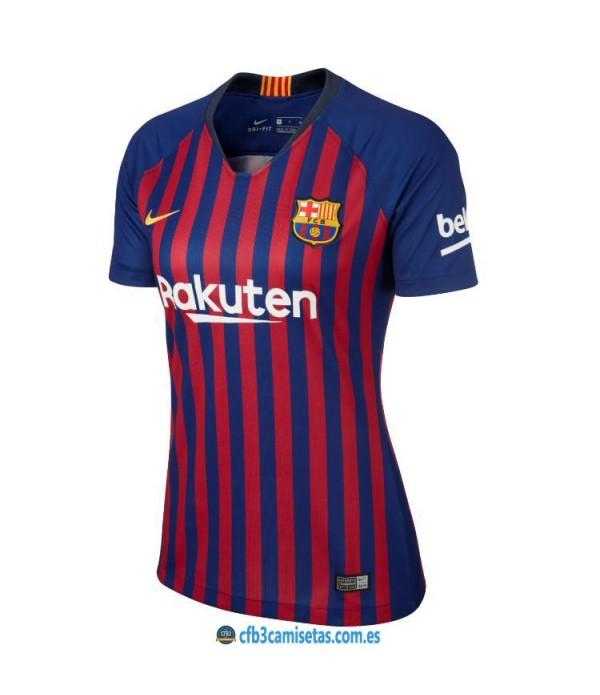 CFB3-Camisetas 1ª Equipación FC Barcelona 2018 2...