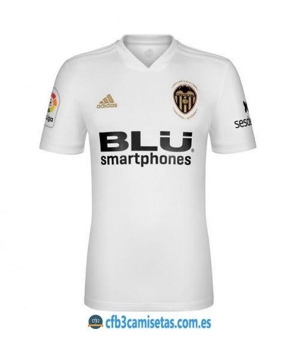 CFB3-Camisetas 1ª equipacion Valencia CF 2018 2019