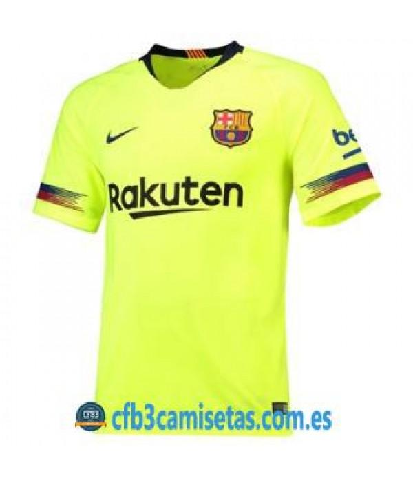 CFB3-Camisetas 2ª Equipación FC Barcelona 2018 2...