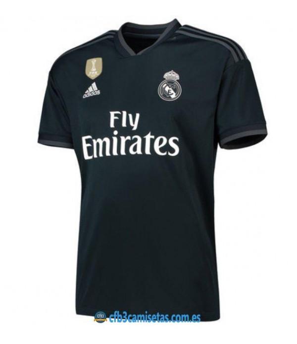CFB3-Camisetas 2ª Equipación Real Madrid 2018 20...