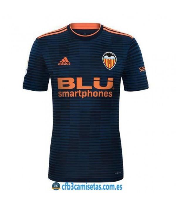CFB3-Camisetas 2ª equipacion Valencia CF 2018 201...