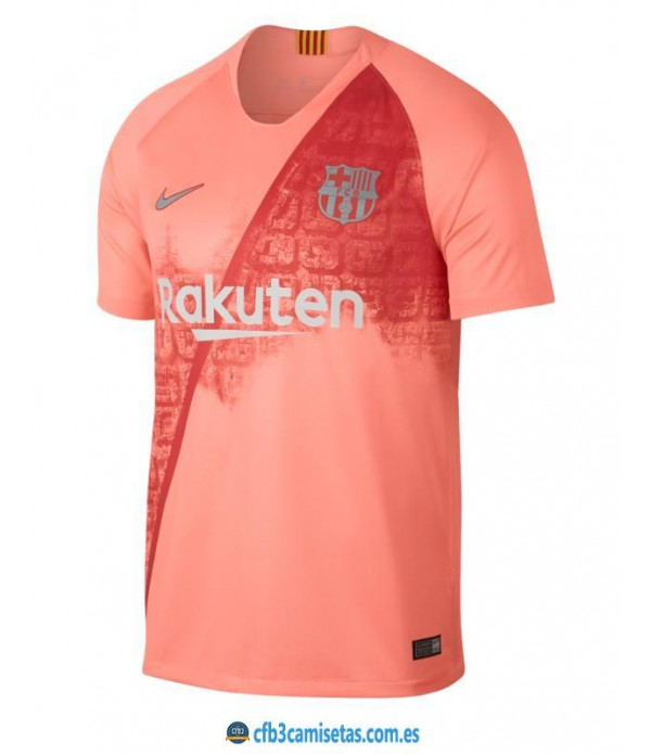 CFB3-Camisetas 3ª Equipación FC Barcelona 2018/2019