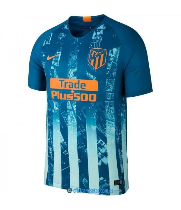 CFB3-Camisetas Atletico de Madrid 3ª Equipación 2018/2019