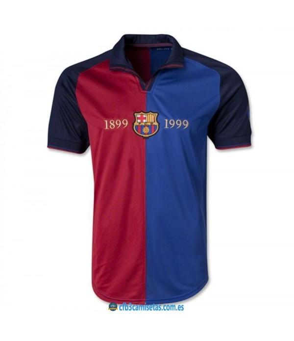 CFB3-Camisetas Camiseta FC Barcelona 1899 1999