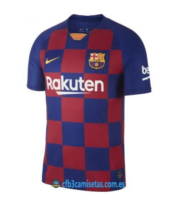 CFB3-Camisetas FC Barcelona 1a Equipación 2019 2020