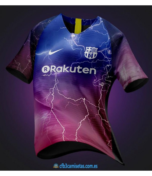 CFB3-Camisetas FC Barcelona EA Sports FIFA 19