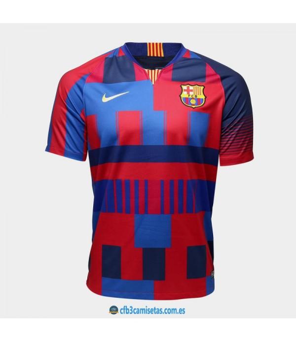CFB3-Camisetas FC Barcelona x Nike Mashup 2018