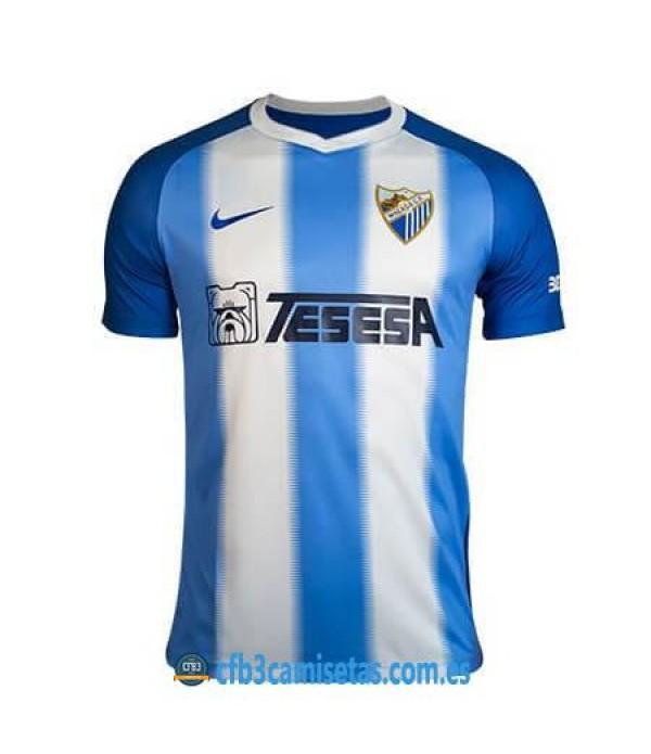 CFB3-Camisetas Málaga 1a Equipación 2018 2019