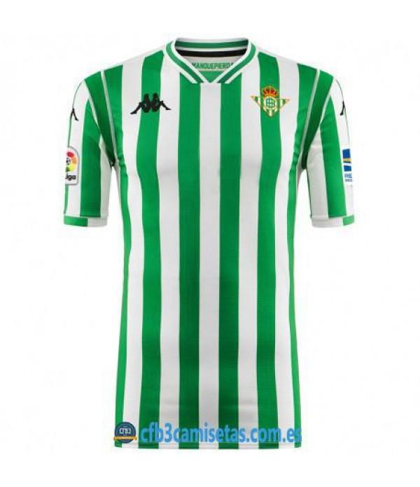 CFB3-Camisetas Real Betis 1a Equipación 2018 2019