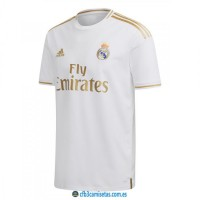 CFB3-Camisetas Real Madrid 1a Equipación 2019 2020