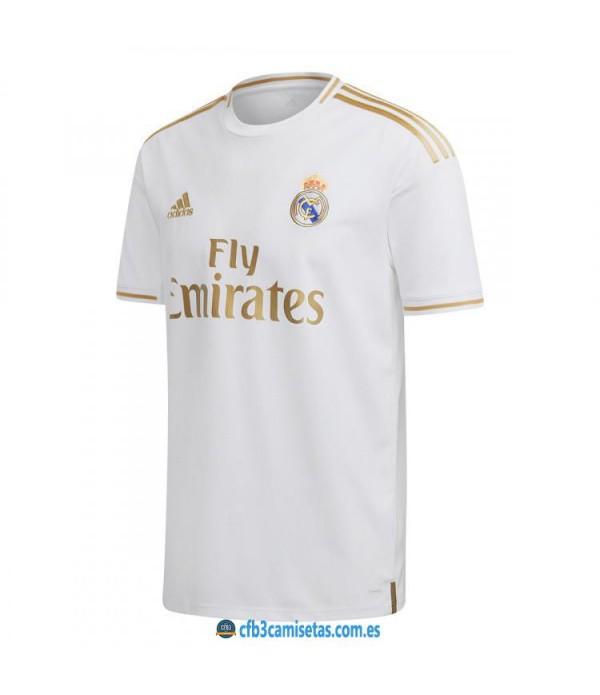 CFB3-Camisetas Real Madrid 1a Equipación 2019 202...