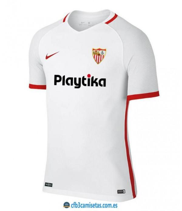 CFB3-Camisetas Sevilla 1a Equipación 2018 2019