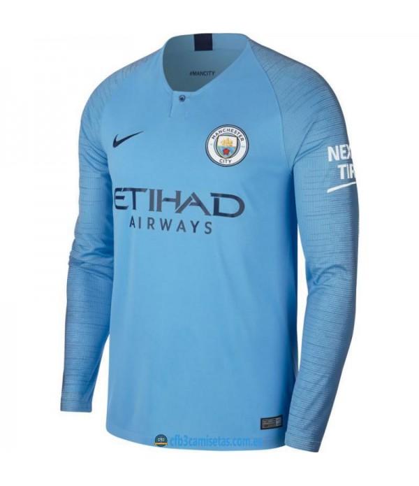 CFB3-Camisetas 1ª Equipación Manchester City 201...