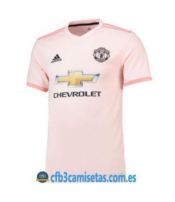 CFB3-Camisetas 2ª Equipación Manchester United 2018 2019