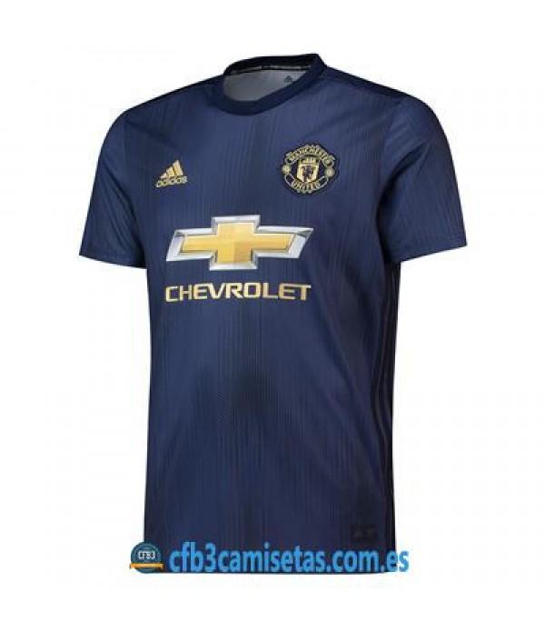 CFB3-Camisetas 3ª Equipación Manchester United 2...