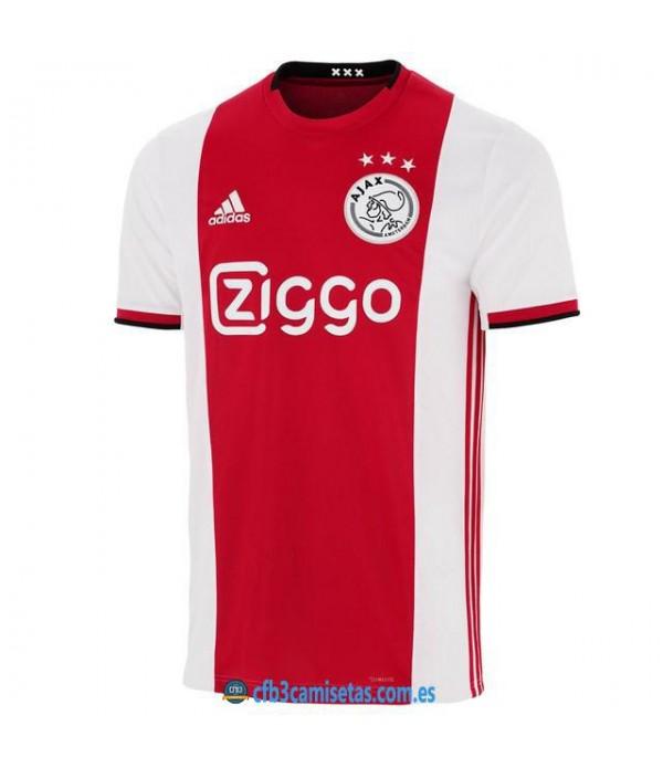 CFB3-Camisetas Ajax 1a Equipación 2019 2020