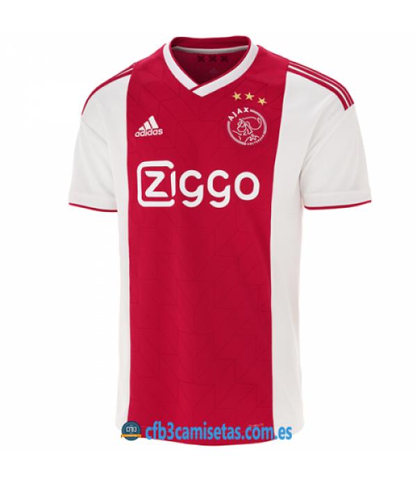 CFB3-Camisetas Ajax Amsterdam 1ª Equipacion 2018 2019