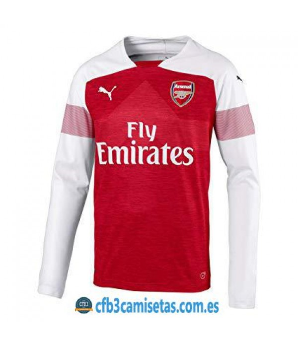 CFB3-Camisetas Arsenal 1a Equipación 2018 2019 ML