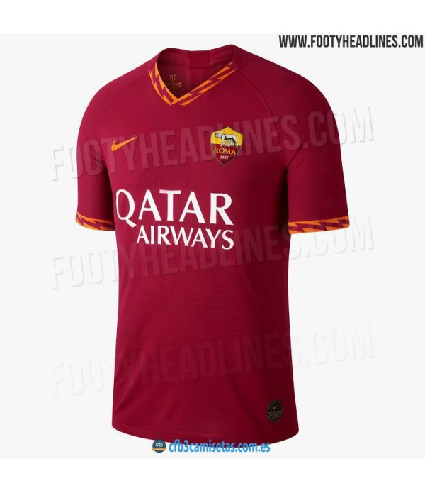 CFB3-Camisetas AS Roma 1a Equipación 2019 2020