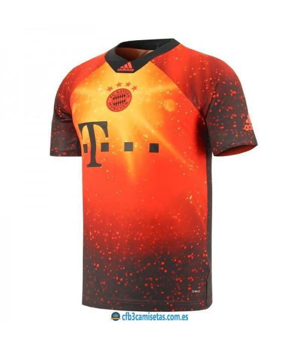 CFB3-Camisetas Bayern de Munich EA Sports x adidas FIFA 19
