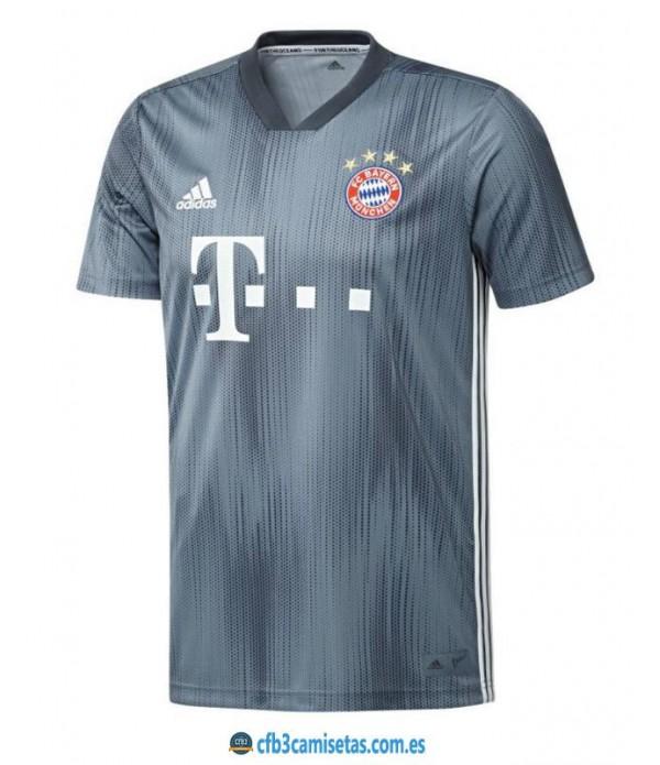 CFB3-Camisetas Bayern Munich 3a Equipación 2018 2019