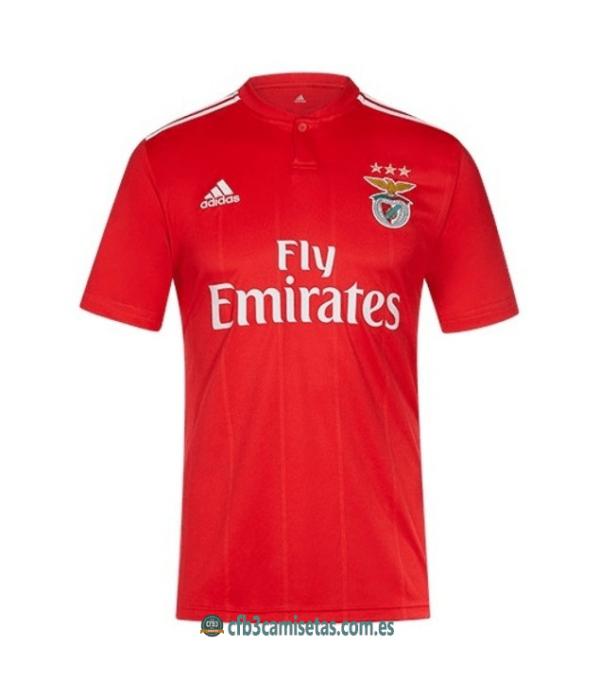 CFB3-Camisetas Benfica 1a Equipación 2018 2019
