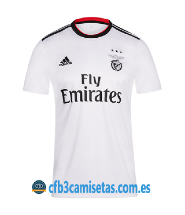 CFB3-Camisetas Benfica 2a Equipación 2018 2019