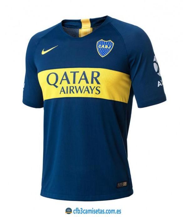 CFB3-Camisetas Boca Juniors 1a Equipación 2018 2019