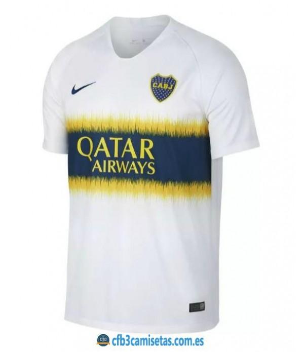 CFB3-Camisetas Boca Juniors 2a Equipación 2018 2019