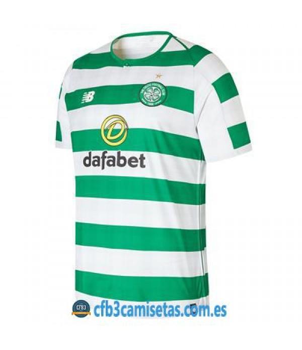 CFB3-Camisetas Celtic de Glasgow 1ª Equipación 2018/2019