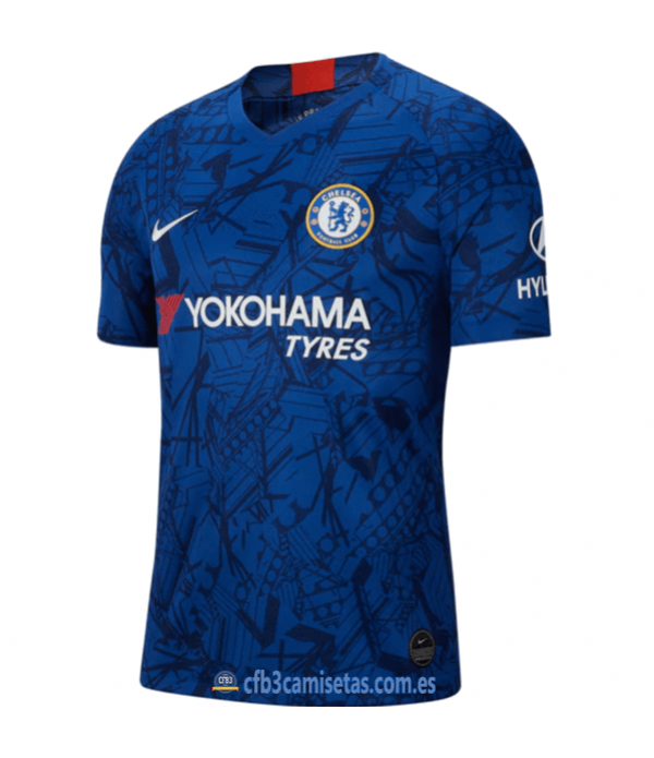 CFB3-Camisetas Chelsea 1a Equipación 2019 2020