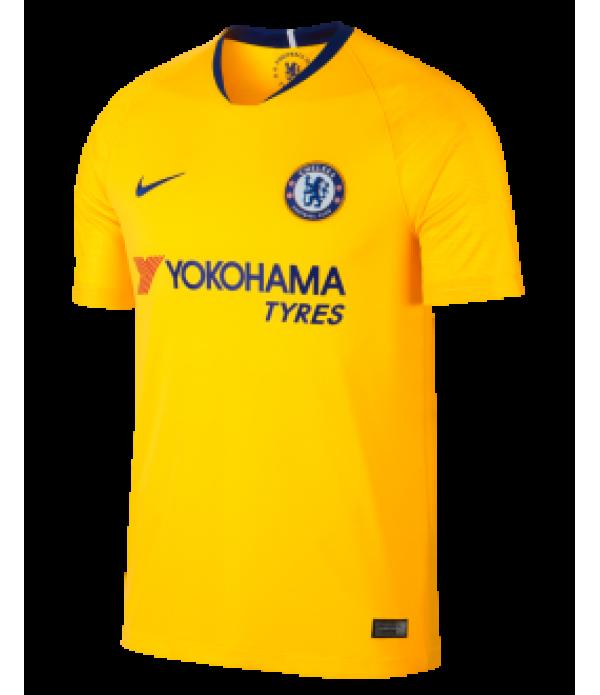CFB3-Camisetas Chelsea 2a Equipación 2018 2019