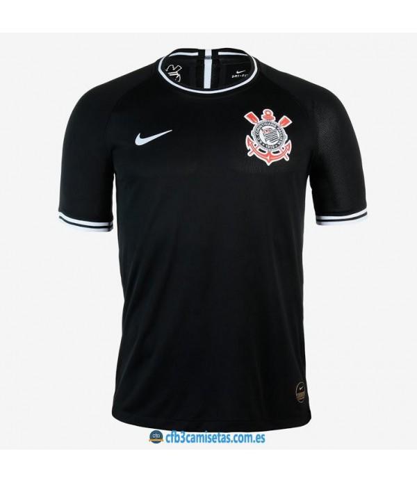 CFB3-Camisetas Corinthians 2a Equipación 2019 2020