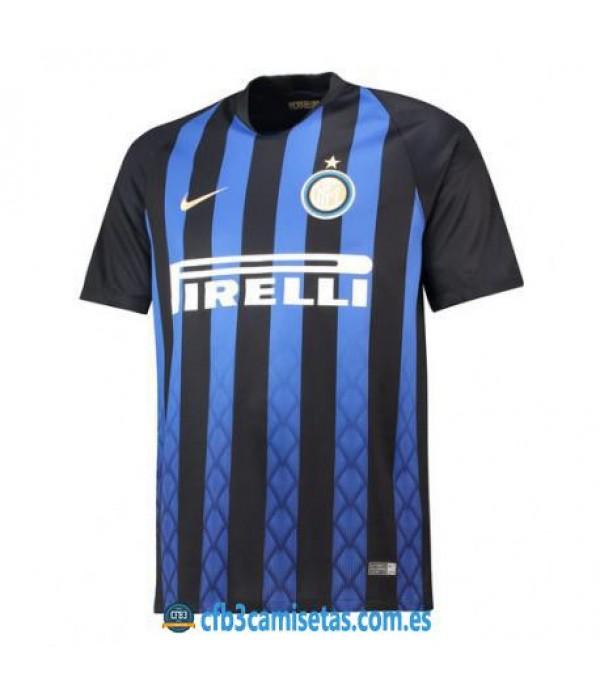 CFB3-Camisetas Inter Milan 1ª Equipacion 2018 2019