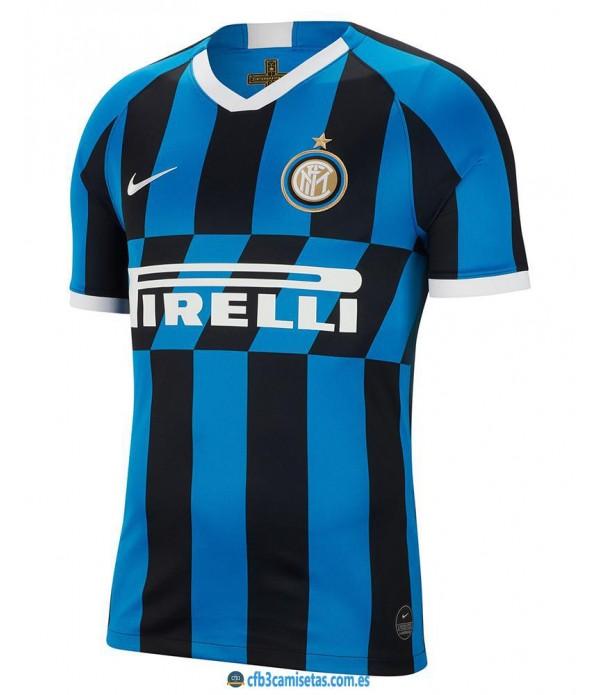 CFB3-Camisetas Inter Milan 1a Equipación 2019 2020