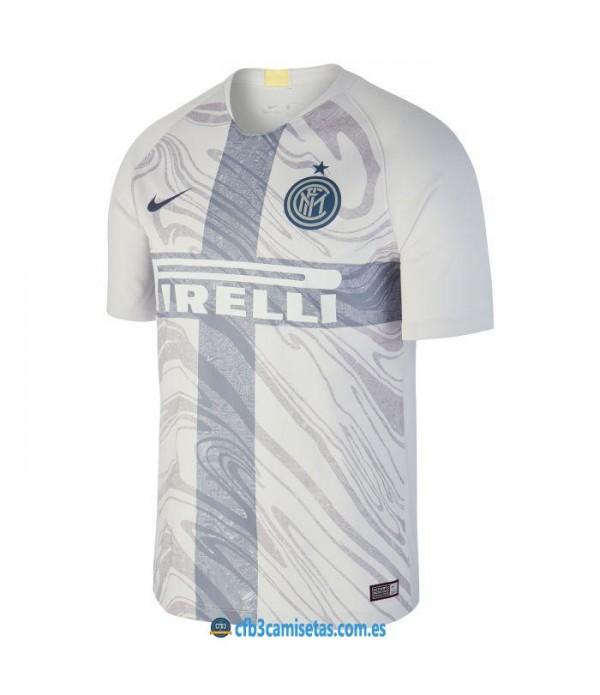 CFB3-Camisetas Inter Milan 3ª Equipacion 2018 2019