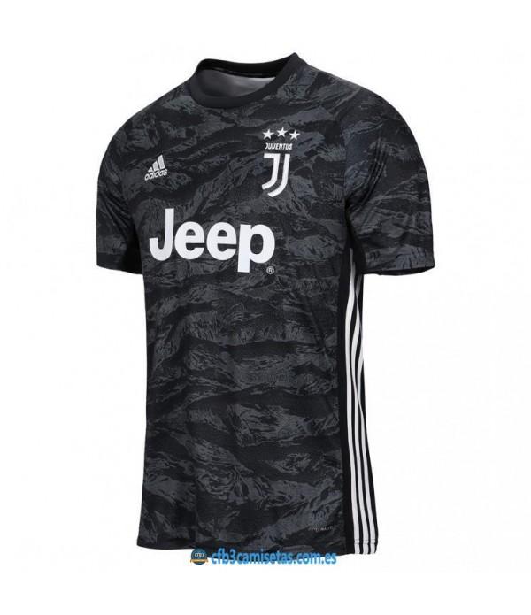 CFB3-Camisetas Juventus 1a Equipación Portero 201...