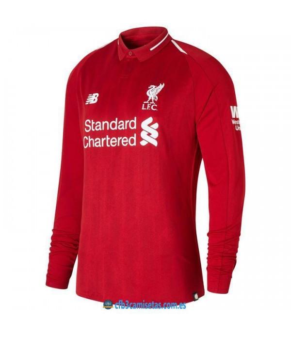 CFB3-Camisetas Liverpool 1ª Equipación 2018 2019...