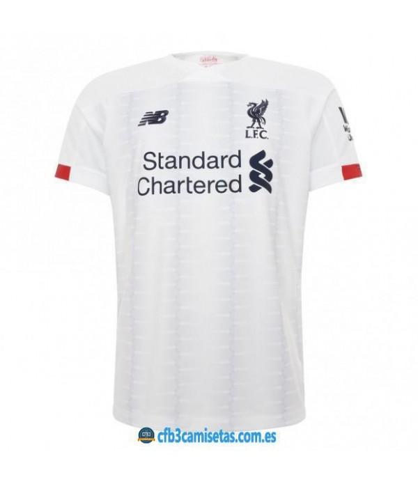 CFB3-Camisetas Liverpool 2ª Equipación 2019 2020