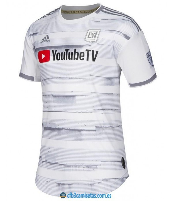 CFB3-Camisetas Los Angeles FC 1a 2019 2020
