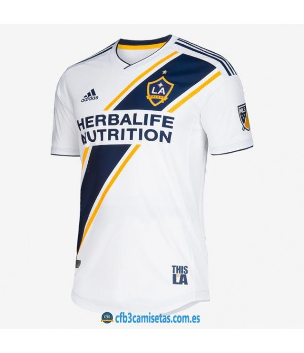 CFB3-Camisetas Los Angeles Galaxy 1a 2018