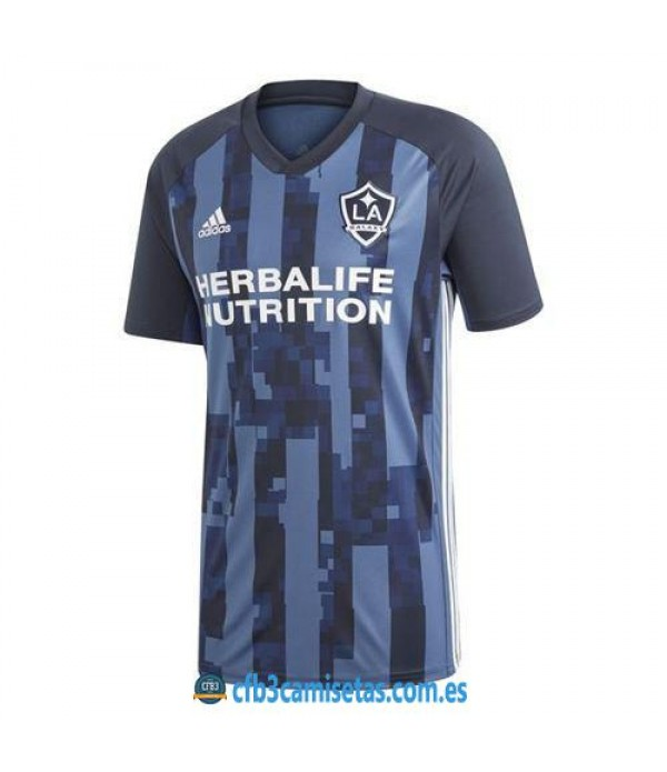 CFB3-Camisetas Los Angeles Galaxy 2a Equipación 2019 2020