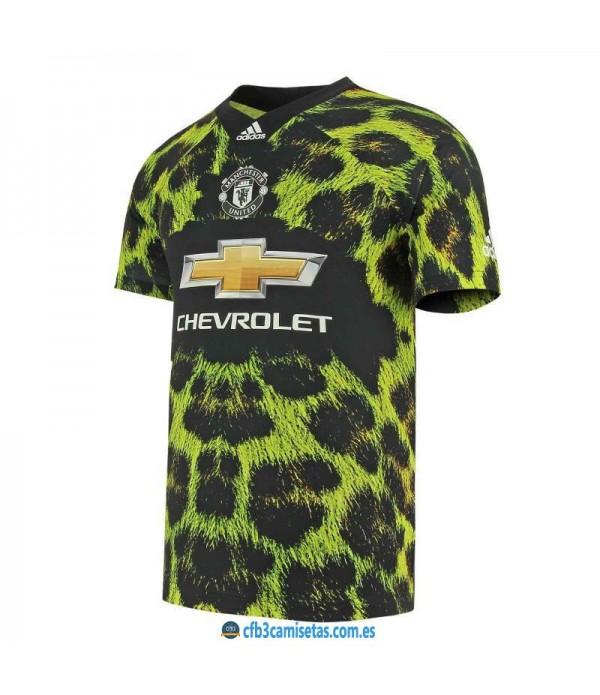 CFB3-Camisetas Manchester United EA Sports x adidas FIFA 19