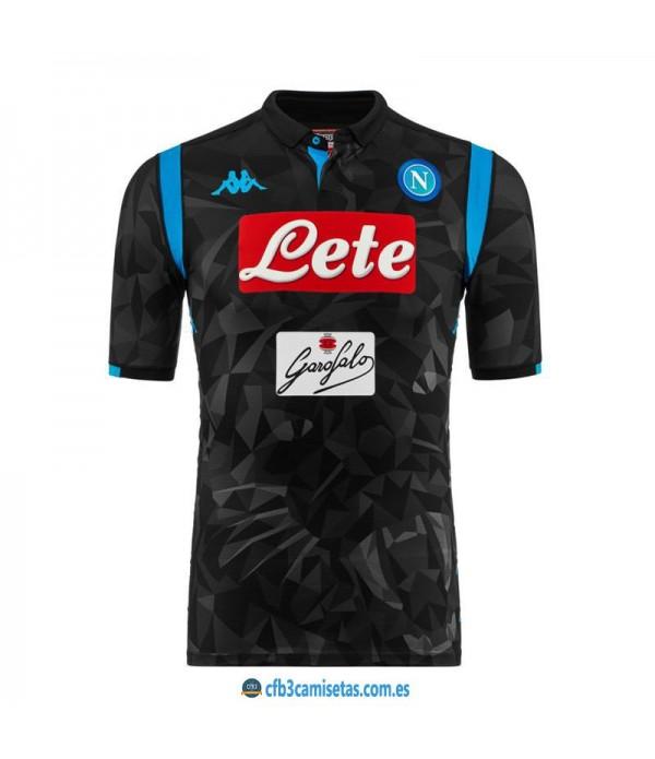 CFB3-Camisetas Napoli 2a Equipación 2018 2019
