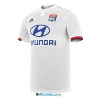 CFB3-Camisetas Olympique Lyon 1a Equipación 2019 2020
